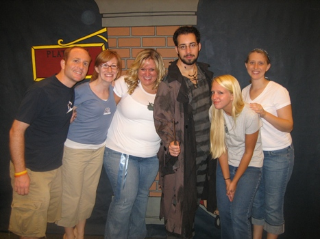 Us with Dream Boat Sirius