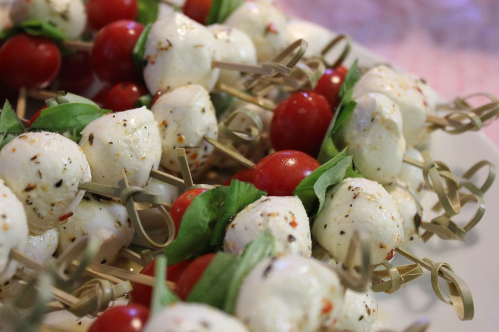 Caprese Skewers